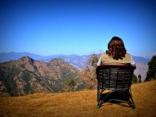 Beautiful 5 bedroom Tented camp in Dhanaulti - Dhanaulti vacation rentals