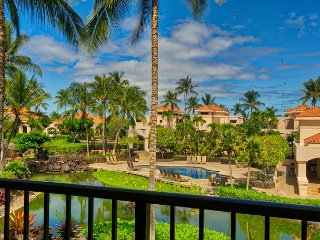 Summer Special - Beautiful Resort Views - Walk to Beach | Large Lanai/BBQ - Waikoloa vacation rentals
