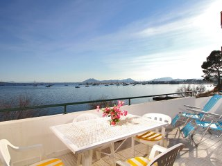 Peaceful seafront apartment, on the Pine walk. - Port de Pollenca vacation rentals