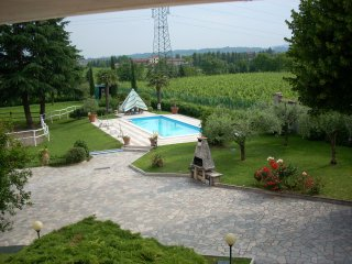 Apartment with 2 rooms in Corte Franca, with pool access and WiFi - Corte Franca vacation rentals