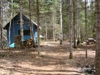 Cabin with Trails, River, Lake, Kayaks, Canoes & Paddle Boards ALL INCLUDED! - Sundridge vacation rentals