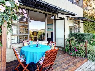 Two upmarket self-catering apartments with magnificent views ideal for Golfers. - Somerset West vacation rentals