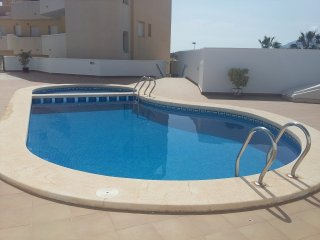 Luxury 2 Bed Apartment with Wi-Fi and Pool, Walk to beach, bars and restaurants - Puerto de Mazarron vacation rentals