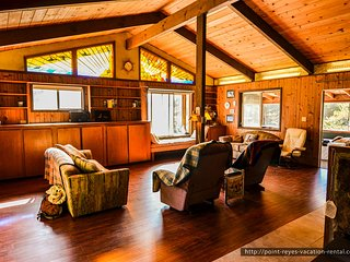 2 bedroom Cabin with Internet Access in Point Reyes Station - Point Reyes Station vacation rentals