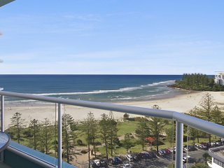 Ocean Plaza 1577 - Coolangatta Beachfront - Coolangatta vacation rentals