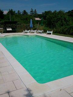 maison de maitre with private pool set in 10 acres - Ordonnac vacation rentals