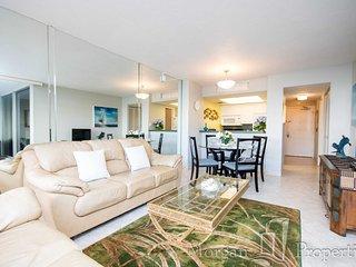 Morgan Properties - Palm Bay Club #24-PARTIAL Gulf View-1 Bed/1Bath - Siesta Key vacation rentals