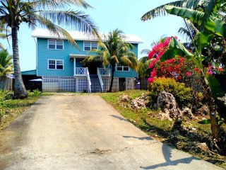 Eco del Mar, Water Front House for rent  in Flowers Bay - Flowers Bay vacation rentals