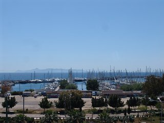 Athens Riviera Sea view penthouse 5' walk to beaches & excellent transport links - Elliniko vacation rentals