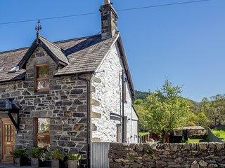Convenient Cottage with Deck and Internet Access - Betws-y-Coed vacation rentals