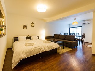 New Spacious Modern Home For 6 W/ Free WIFI - Itabashi vacation rentals