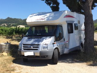 2 bedroom Camper van with Satellite Or Cable TV in Le Vast - Le Vast vacation rentals