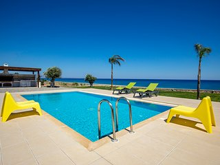 Rhodes Beach Villa from Antonoglou Beach Villas Private Collection - Lachania vacation rentals