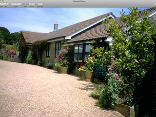 Milkpanfarm Self catering Holidays -Annexe - Godshill vacation rentals