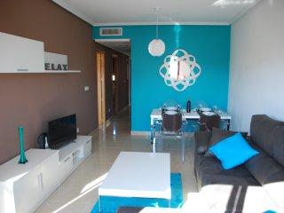 Beautiful Condo with Elevator Access and Television - San Pedro del Pinatar vacation rentals