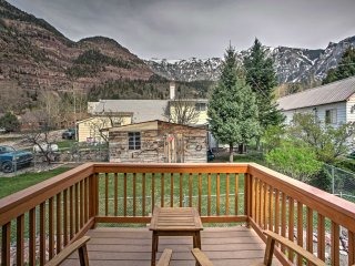 NEW! 2BR Ouray House w/Stunning Views! - Ouray vacation rentals