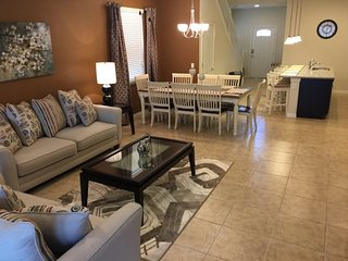 7 Bedroom 5.5 Bath Pool Home At Windsor at Westside. 2112MW - Four Corners vacation rentals