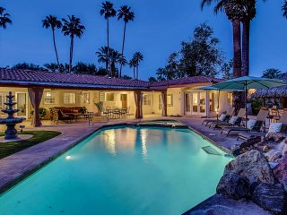 Perfect Villa with Television and Wireless Internet - Palm Springs Area vacation rentals
