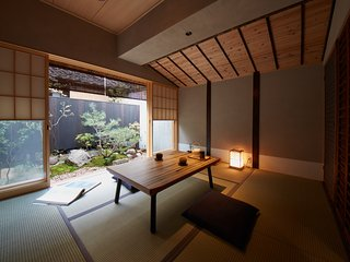 Exquisitely re-designed Traditional house; Private Bathroom x Free WiFi - Sakai vacation rentals