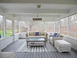 Beautiful Home in Edgartown Not Far from Town & South Beach - Edgartown vacation rentals