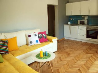 Cozy apartment with mini garden - Tivat vacation rentals