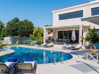 Villa Joanna-Spacious and Luxurious near Rethymno! - Rethymnon vacation rentals