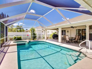 House on a canal in established neighborhood - Cape Coral vacation rentals