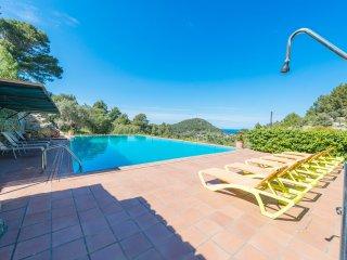 CASA DE PEDRA - nice house in Estellencs, Tramuntana, for 4 or 6 people - Estellencs vacation rentals