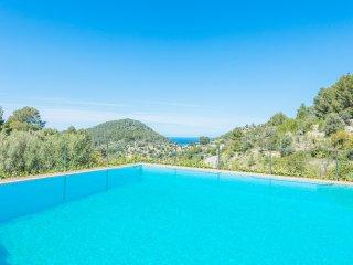 CASA DES MIRADOR - property for 4 people in Estellencs, Tramuntana - Estellencs vacation rentals