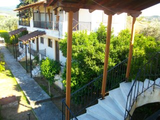 Two-level apartment, 500 m from the sea - Agiokampos vacation rentals