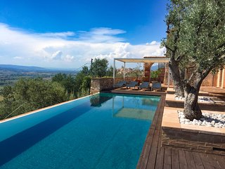 CASALE CONDOTTI, historical character and comfort of a modern house - Trevi vacation rentals