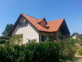 6 bedroom Villa in Magnuszew, Mazovia, Poland : ref 2380100 - Magnuszew vacation rentals