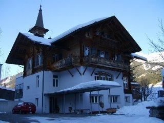 3 bedroom Apartment in Lenk, Bernese Oberland, Switzerland : ref 2380125 - Lausanne vacation rentals