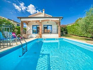 3 bedroom Villa in Porec Sv. Lovrec, Istria, Croatia : ref 2380141 - Sveti Lovrec vacation rentals