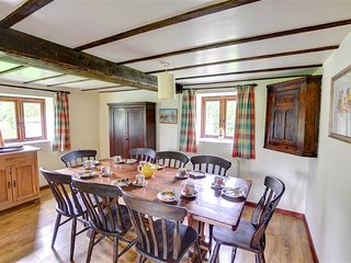 Lovely Cottage with Television and Microwave - Penybont vacation rentals