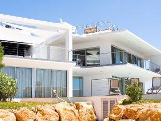 3 bedroom Villa in Es Cubells, San Josep, Ibiza, Ibiza : ref 2396691 - Es Cubells vacation rentals