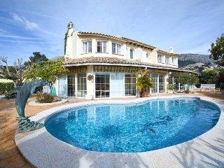 3 bedroom Villa in Altea, Costa Blanca, Spain : ref 2396176 - Altea vacation rentals