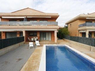3 bedroom Villa in L Ampolla, Costa Daurada, Spain : ref 2396128 - L'Ampolla vacation rentals