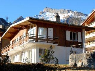 2 bedroom Apartment in Murren Gimmelwald, Bernese Oberland, Switzerland : ref - Mürren vacation rentals