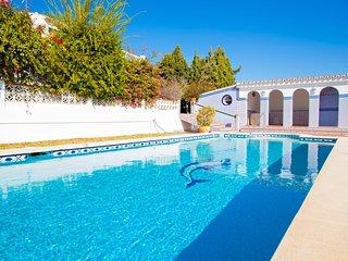 3 bedroom Villa in Benajarafe, Costa del Sol, Spain : ref 2395734 - Velez-Malaga vacation rentals