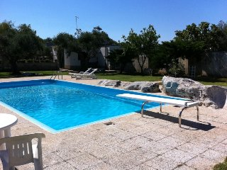 2 bedroom Villa in Lizzanello, Puglia Salento, Italy : ref 2395521 - Galugnano vacation rentals