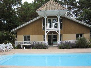 4 bedroom Villa in Lacanau, Gironde, France : ref 2395412 - Lacanau vacation rentals