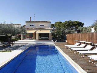 4 bedroom Villa in L Ampolla, Costa Daurada, Spain : ref 2395263 - L'Ampolla vacation rentals
