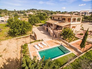 4 bedroom Villa in Moscari, Mallorca, Mallorca : ref 2394906 - Selva vacation rentals