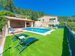 SON PERSOTA - Villa in Sant Elm, Tramuntana, for 8 people - Sant Elm vacation rentals
