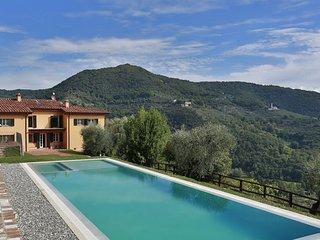 5 bedroom Apartment in Lucca, Garfagnana, Tuscany, Italy : ref 2387339 - Mastiano vacation rentals