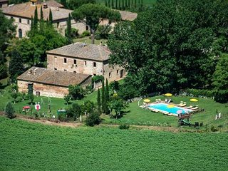 1 bedroom Apartment in Monteroni D arbia, Val D orcia, Tuscany, Italy : ref - Monteroni d'Arbia vacation rentals