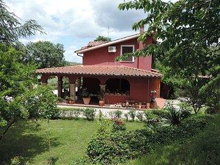 4 bedroom Apartment in Civitella San Paolo, Latium, Italy : ref 2386813 - Fiano Romano vacation rentals