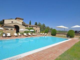 4 bedroom Apartment in San Casciano In Val Di Pesa, Chianti, Tuscany, Italy - Ponte di Gabbiano vacation rentals