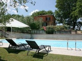 5 bedroom Apartment in Ascianello, Val D orcia, Tuscany, Italy : ref 2386182 - Abbadia di Montepulciano vacation rentals